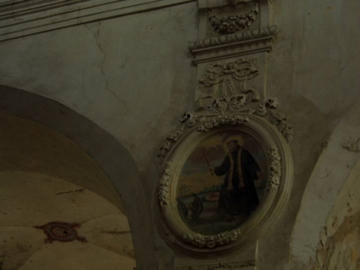 - Касцёл Унебаўзяцця Найсвяцейшай Панны Марыі і кляштар францысканаў.