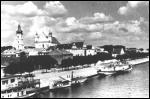 Pinsk.  Town at the old photos