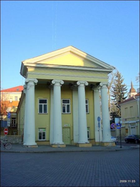- Палац дэ Рёсаў.