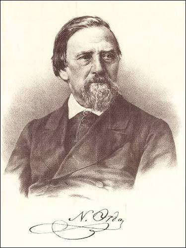 - . Napoleon Orda <br> (1807-1883)