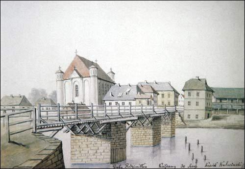 - . Kejdany (Kedainiai, Lithuania). Calvinist church with the Radzivil (Radziwiłł) tombs