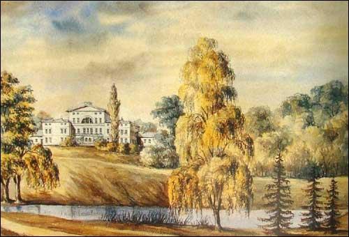 - . Schlossberg (Latvia). Plater-Zyberki estate