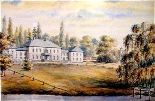 - . Lanckorona (Latvia). Karnicki estate