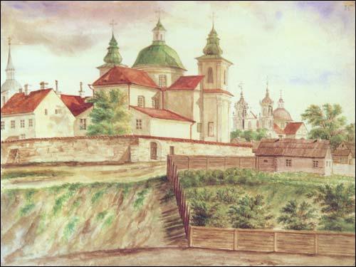 - . Grodna (Belarus). Former uniate church
