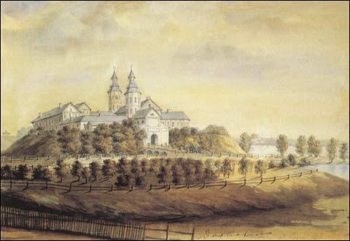 - . Niaśviž (Belarus). Radzivił (Radziwiłł) castle