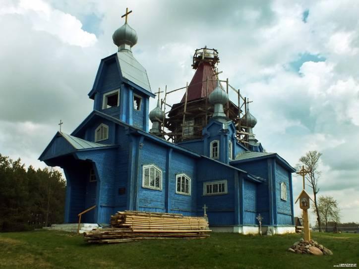 - Царква Узвышэння Святога Крыжа.