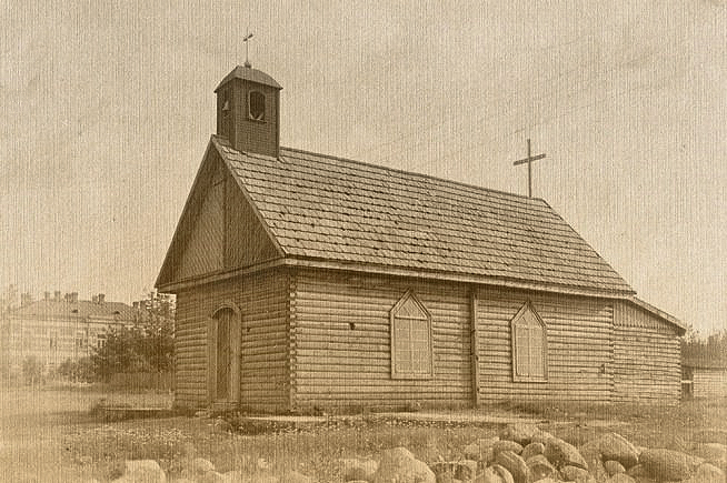 - Chapel .