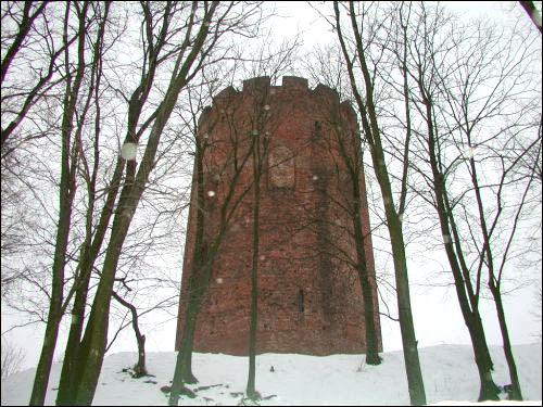 -  Камянецкая Вежа (Белая). Камянецкая Вежа