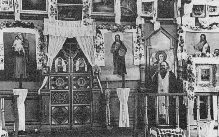 - Царква Святога Міхала Арханёла.