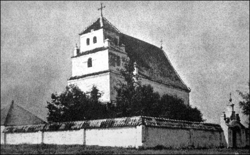 - Кальвінскі збор . Агульны від. Здымак 1910-х г.