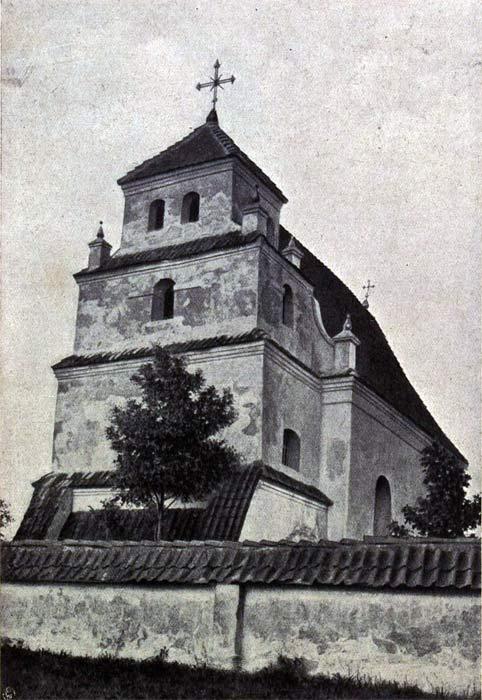 - Кальвінскі збор . Кальвінскі збор у Асташыне