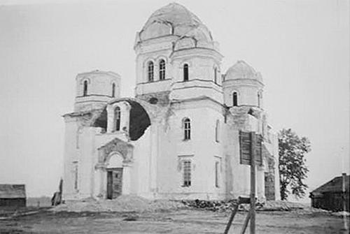 - Манастыр Ушэсця Гасподняга.