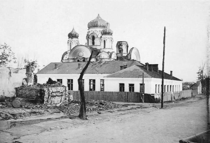 - Orthodox church .