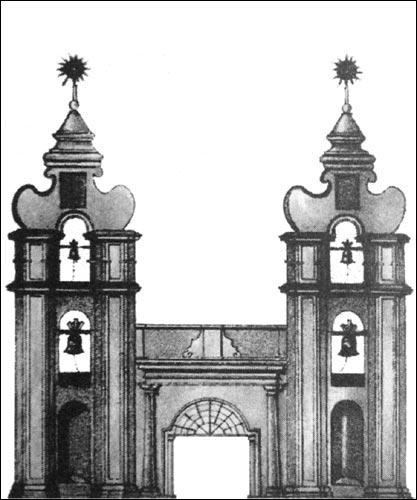 - Kościół i klasztor Dominikanów. Brama