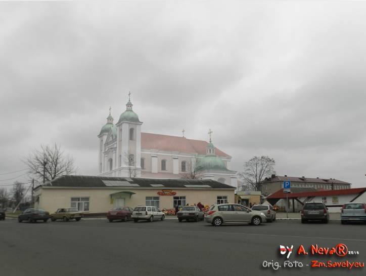 - Костёл Святого Казимира и кляштор доминиканцев.