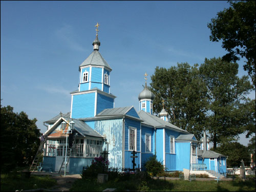Kobryn. Orthodox church of St. Peter and St. Paul