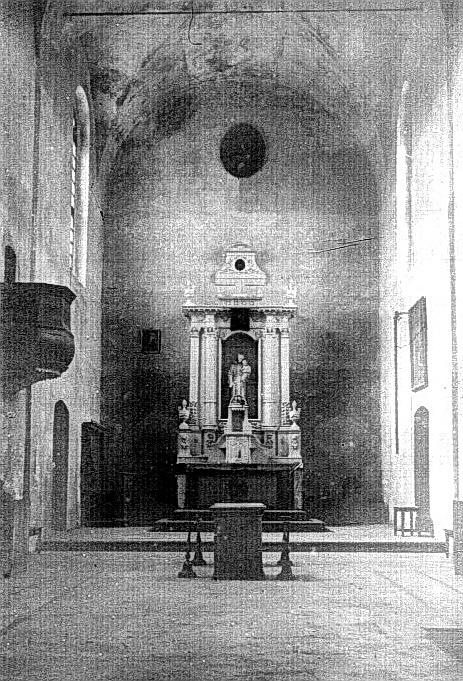 - Kościół Św. Antoniego (franciszkanów).