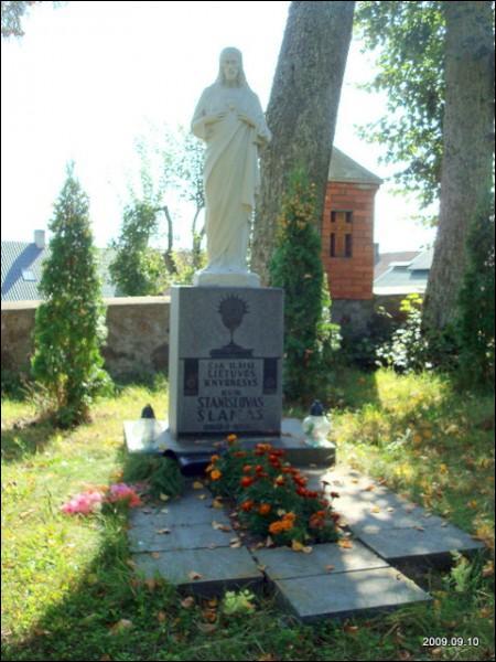 - Касцёл Святога Якуба Апостала.