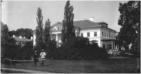 - Manor of Biezbarodka.