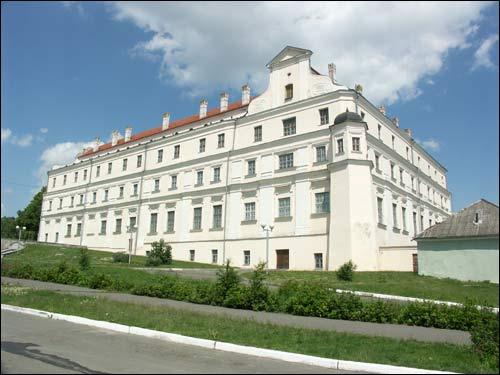 -  Jesuit College. Exterior