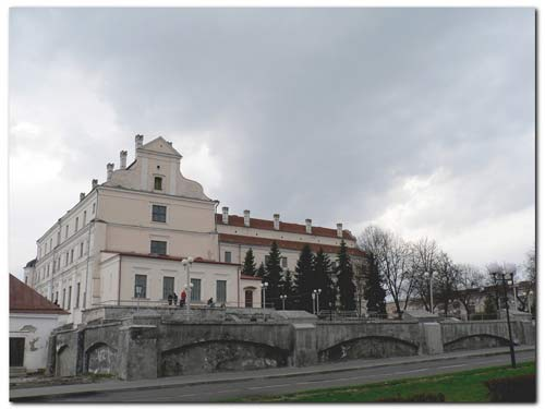 -  Jesuit College.