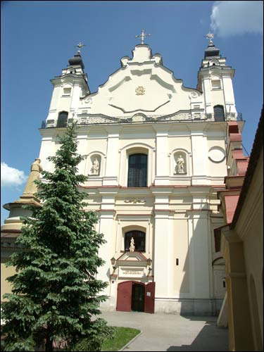 - Catholic church of the Assumption of the Blessed Virgin Mary.