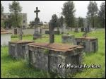 Pinsk.  cemetery Old Catholic