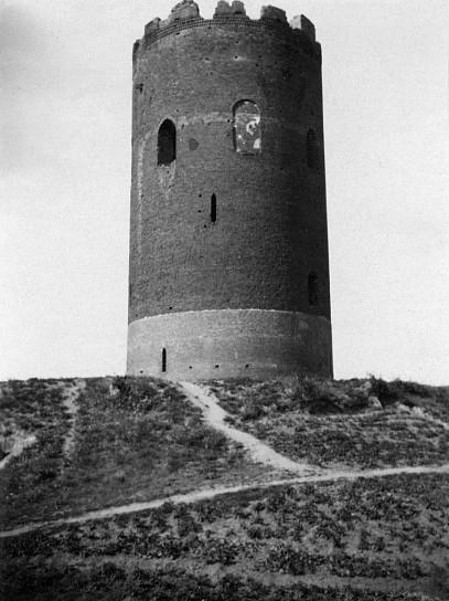 -  Камянецкая Вежа (Белая). Камянец. Вежа