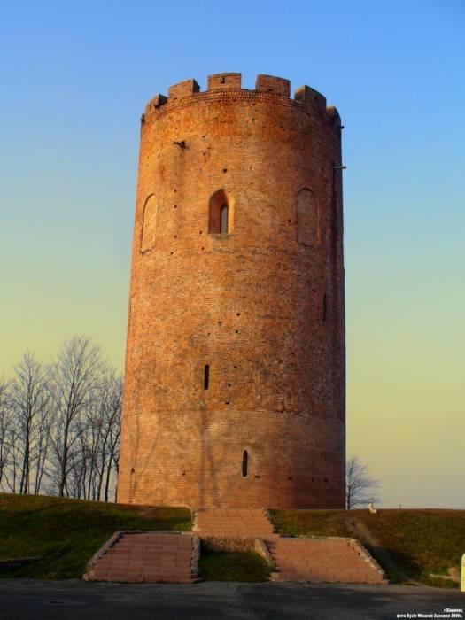 -  Каменецкая Вежа (Белая).
