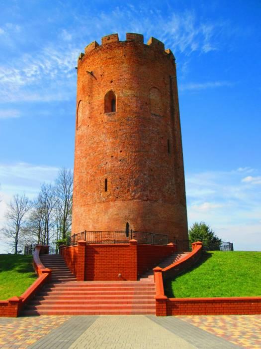 -  Камянецкая Вежа (Белая). Агульны выгляд