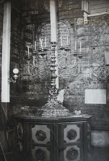 - Synagogue Cold.