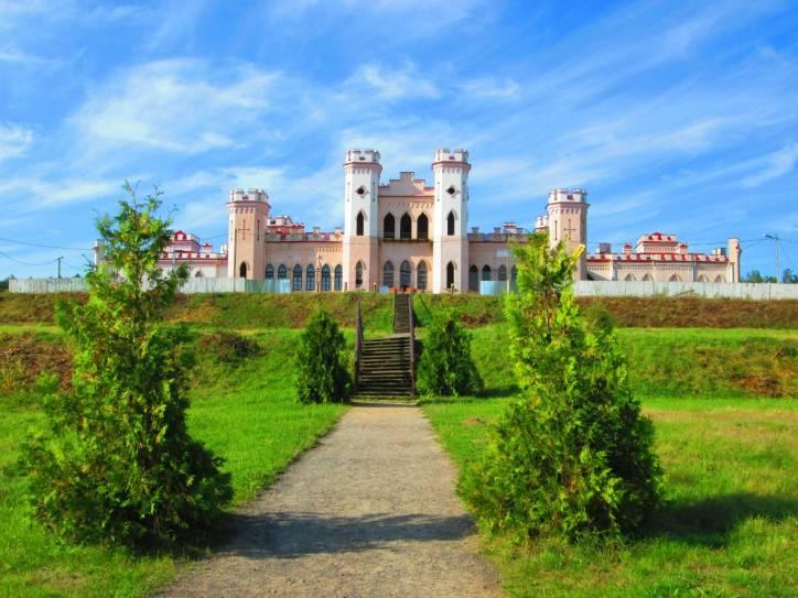 Дворец Пусловских, Меречевщина (Коссово). Фото добавил(а) Жилко Виталий 259c8f42a7f