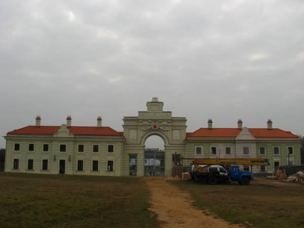 - Палац Сапегаў. 30.10.2011