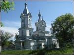 Baklany.  Orthodox church of the Transfiguration
