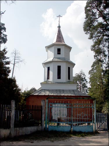 Astrašycki Haradok |  Orthodox church of the Transfiguration.