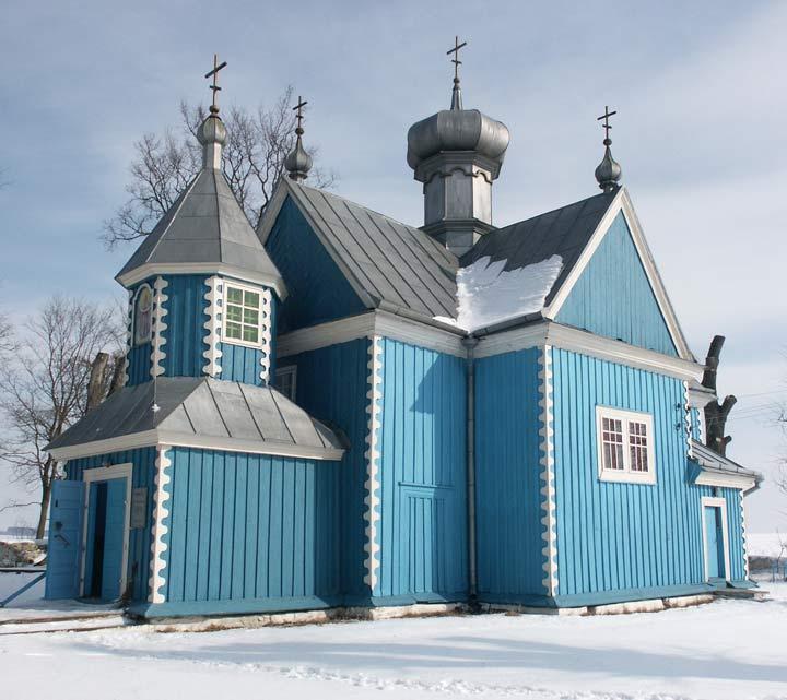 Покры - Церковь Покрова Пресвятой Богородицы