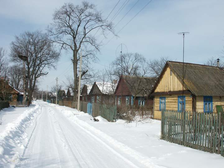 Улица в Покрах