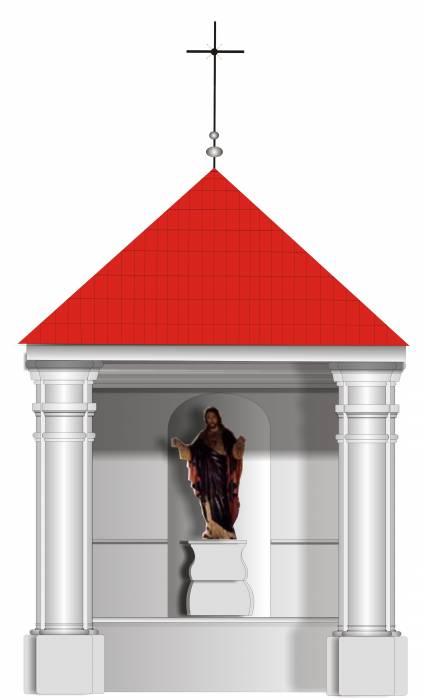 Капліца святога Язафата, рэканструкцыя Уладзіміра Скрабатуна