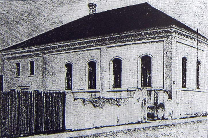 Stoŭbcy. Synagogue